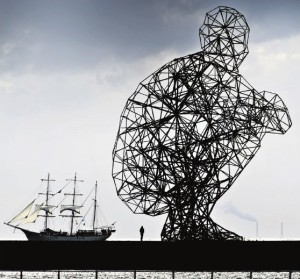 Exposure by Antony Gormley
