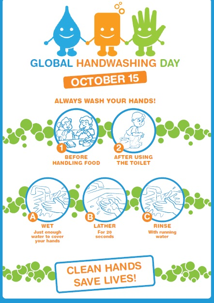 Global Hand Gestures And Their Meanings: Global Handwashing Day: 200 Million Lather Up For Clean
