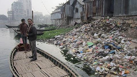 hospital waste management in dhaka city