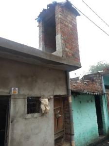Roof latrine