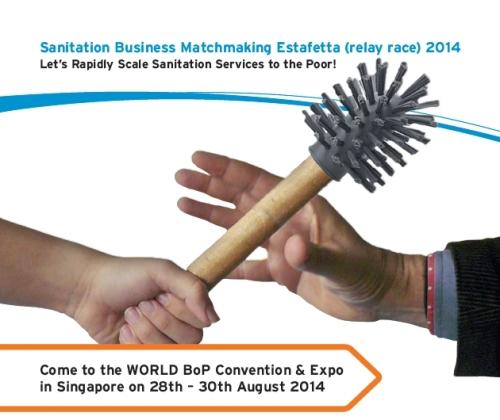 Sanitation Business Matchmaking poster