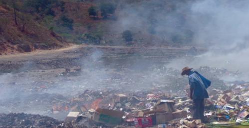 Tibar dumpsite, Timor-Leste