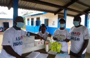 USAID-IWASH Ebola Preparedness Response