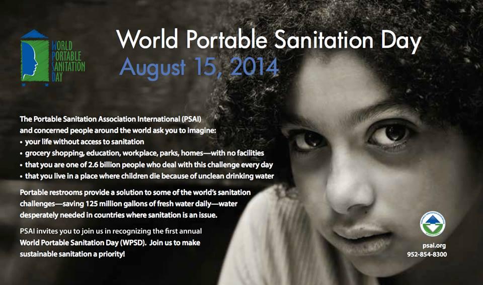 Image Result For Portable Sanitation Association International