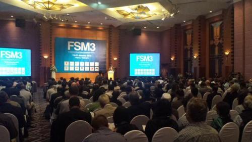 #FSM3 opens