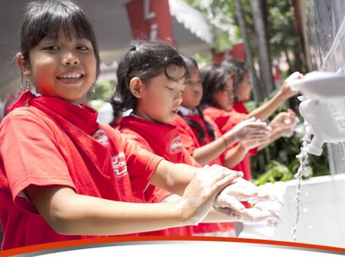 Photo credit: Lifebuoy/Unilever  #HelpaChildReach5