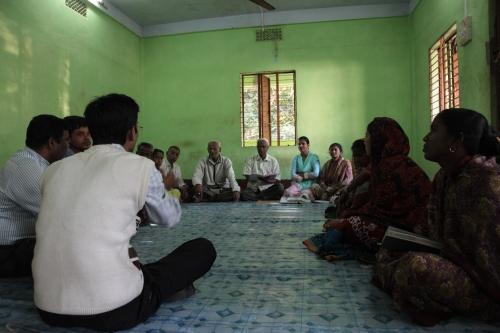 Village WASH Committee Mujaffarabad Kharana Potiya, Chittagong