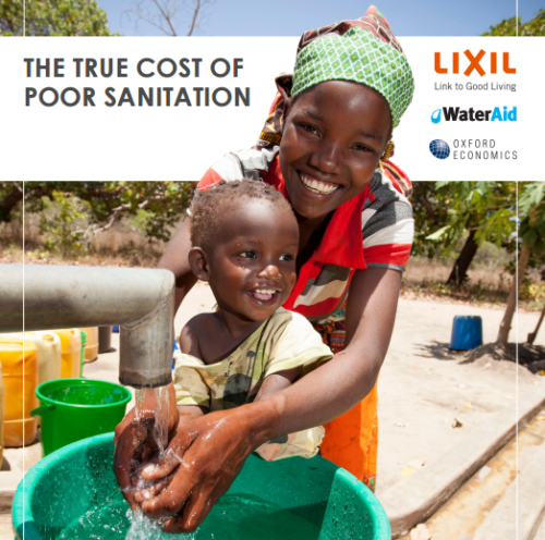 True cost poor sanitation cover