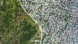 Cape Town's Khayelitsha township is seen