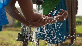 Handwashing as an important role in preventing infection