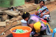 India IHUWASH hygiene