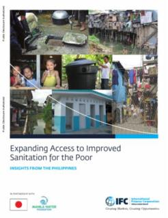 Philippines | Sanitation Updates