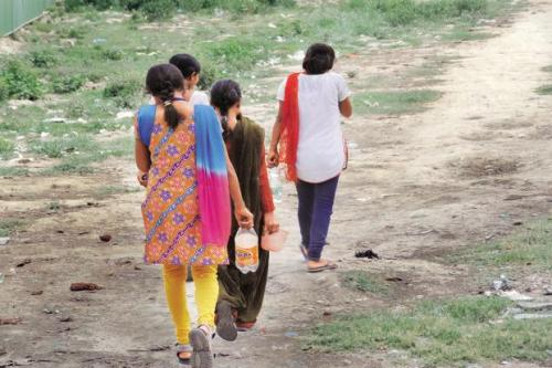 Jack Sim – Making India open defecation free   Sanitation Updates