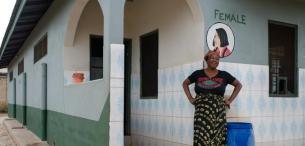 Toilets in Kumasi