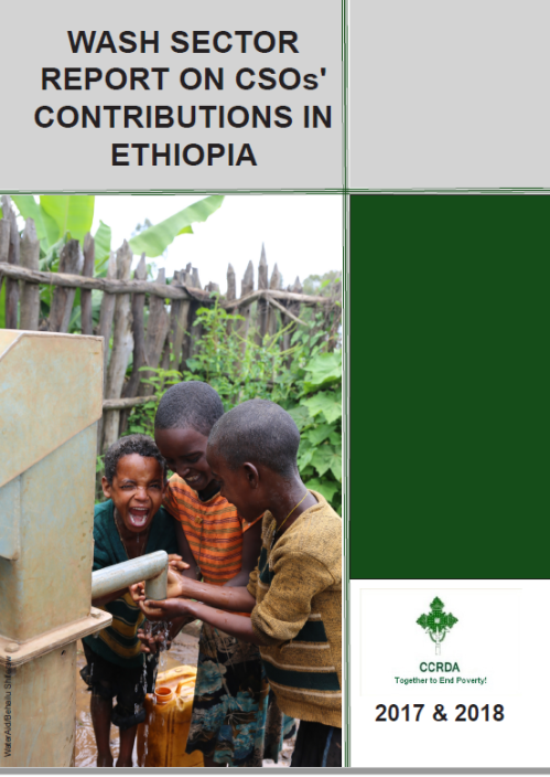 Ethiopia - WASH sector report 2017-2018